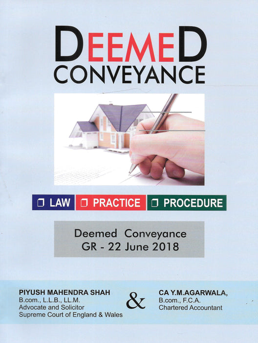 Deemed Conveyance - Law,Practice and Procedure