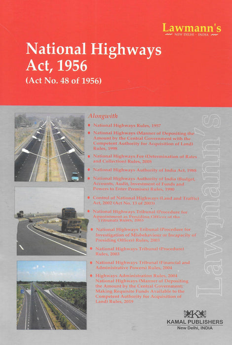 National HighWays Act, 1956