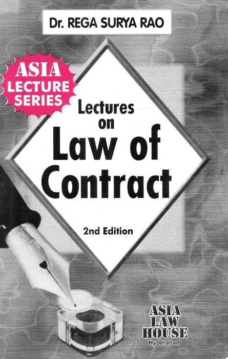 Lectures on Law Of Contract