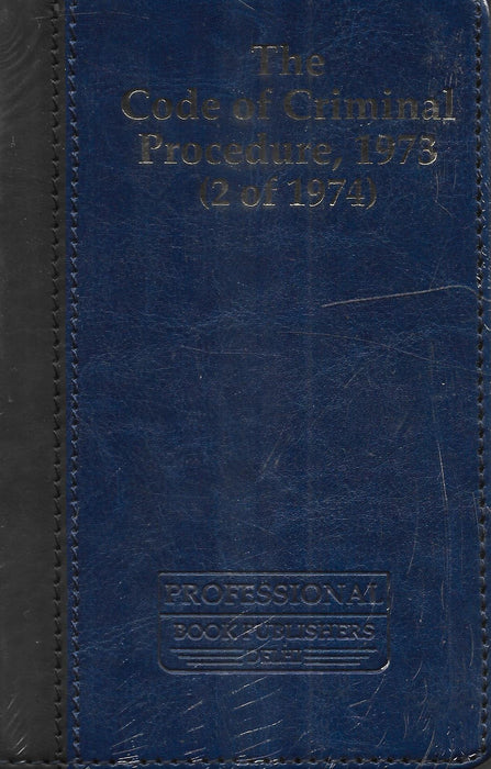 The Code of Criminal Procedure 1973 - Coat Pocket Edition
