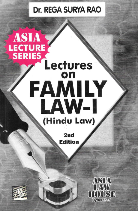 Lectures on Family Law-1 (Hindu Law)