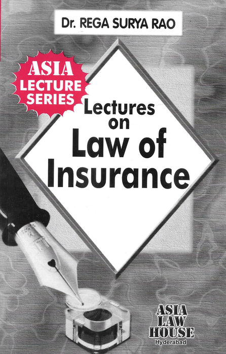 Lectures On Law Of Insurance