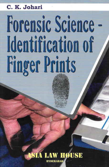 Forensic Science - Identification of Finger Prints