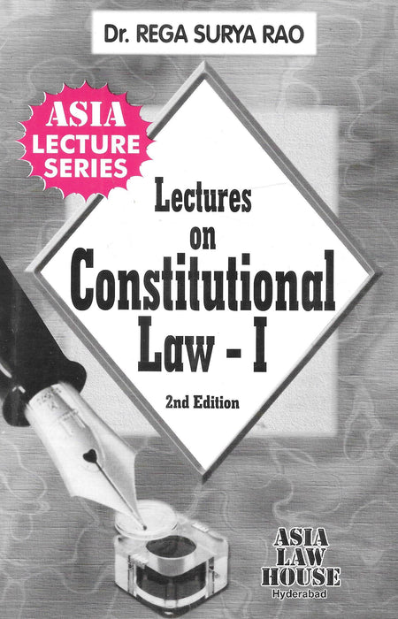 Lectures on Constitutional Law-1