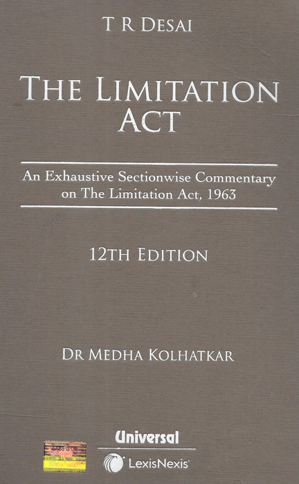 Commentary on The Limitation Act