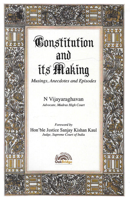 Constitution And Its Making