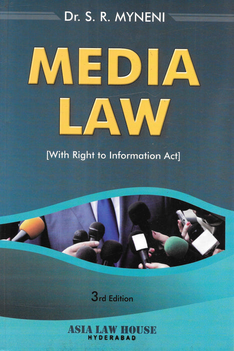 Media Law with Right to Information Act