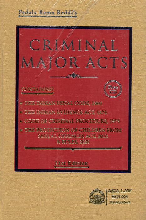 Criminal Major Act