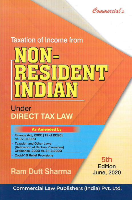 Taxation of Income from Non-Residents Indian under Direct Tax Laws