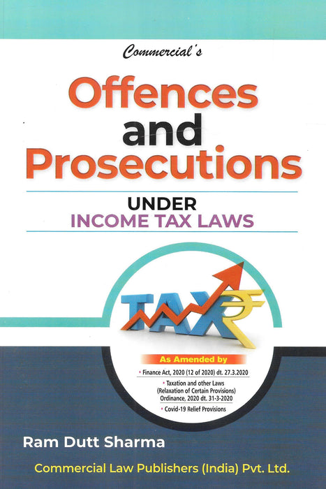 Offence and Prosecutions under Income Tax Laws