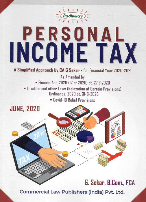 Paduka's - Personal Income Tax - A Simplified Approach