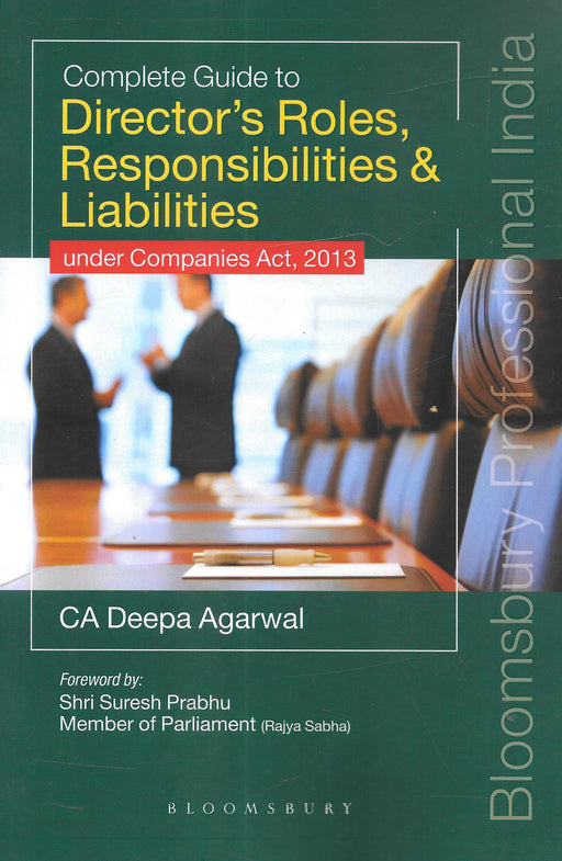 Complete Guide to Director's Roles, Responsibilities & Liabilities