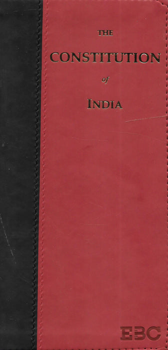 The Constitution of India - Coat Pocket Edn.