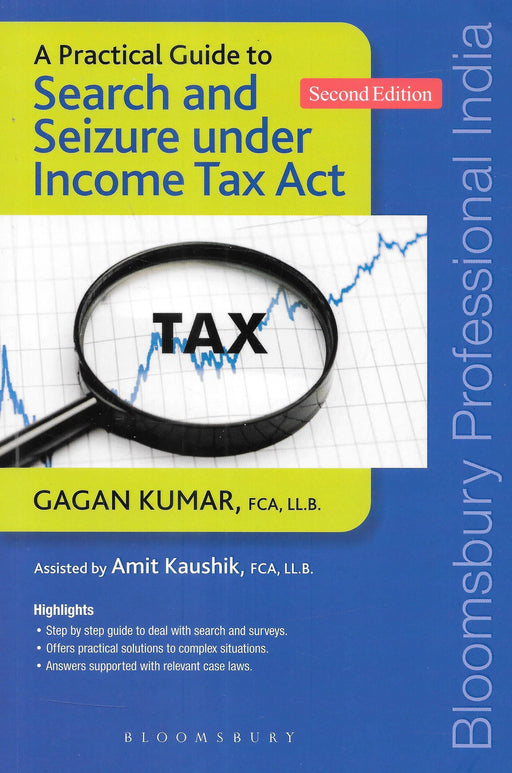 A Practical Guide to Search and Seizure under Income Tax Act