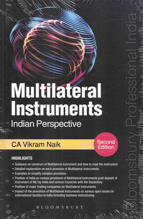 Multilateral Instruments - An Indian Perspective
