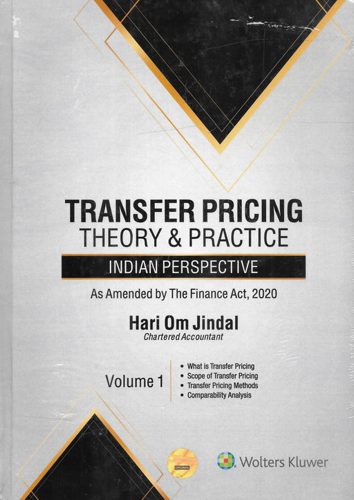 Transfer Pricing Theory and Practice - Indian Perspective in 2 volumes