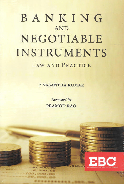 Banking And Negotiable Instruments Law And Practice