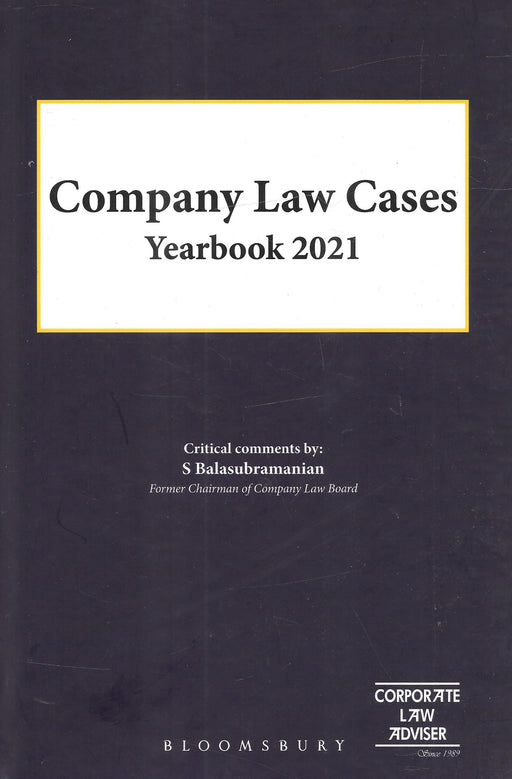 Company Law Cases Yearbook 2021