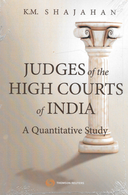 Judges Of The High Courts Of India A Quantitive Study