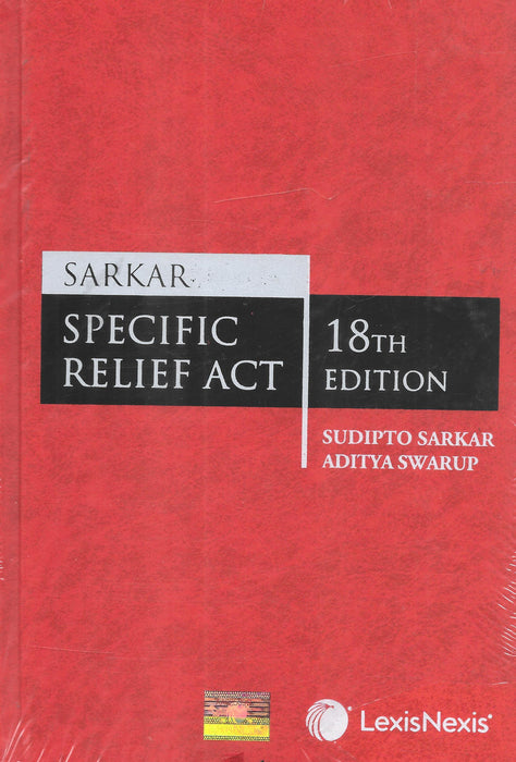 Sarkar on Specific Relief Act