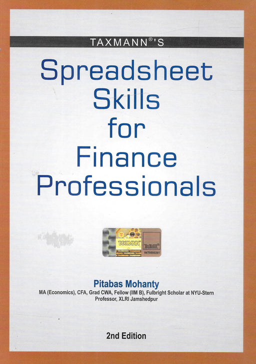 Spreadsheet Skills for Finance Professionals