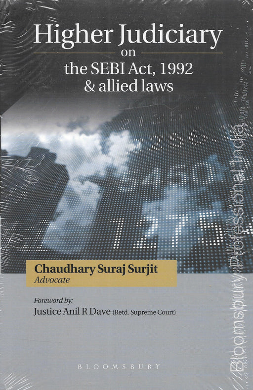 Commentary Higher Judiciary on SEBI Act, 1992 & allied laws