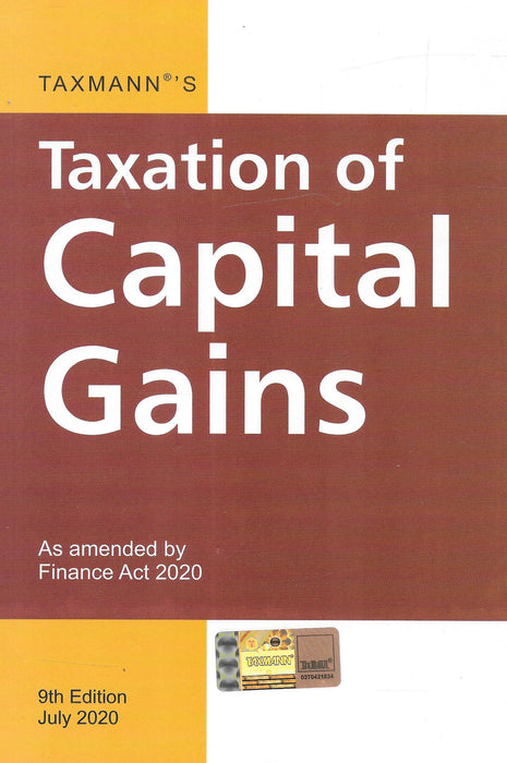 Taxation of Capital Gains as amended by Finance Act 2020