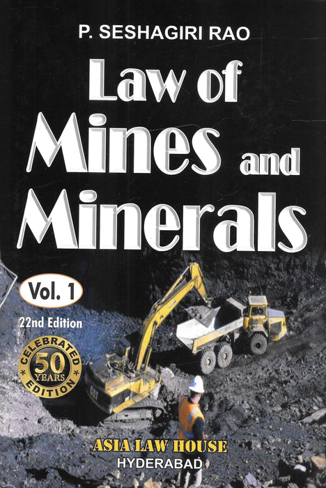 Law Of Mines And Minerals