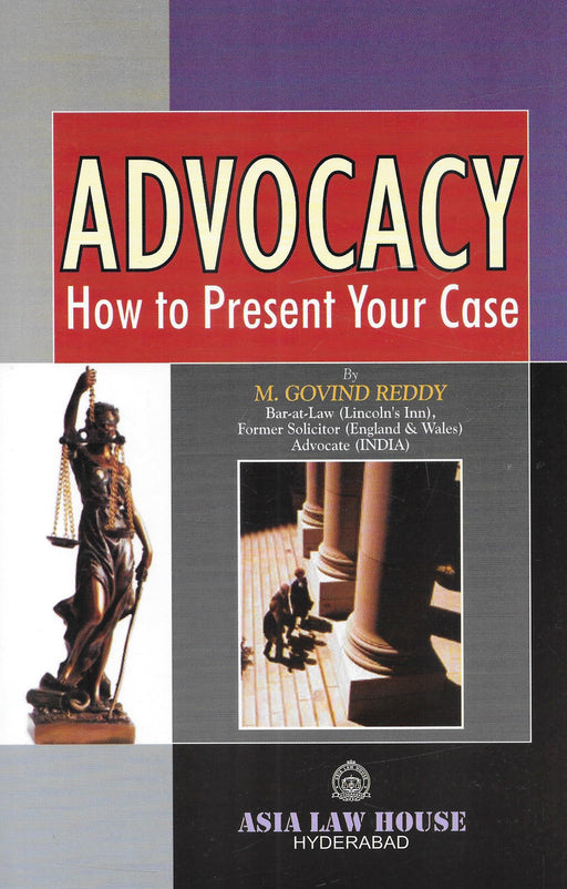 Advocacy - How to Present Your Case