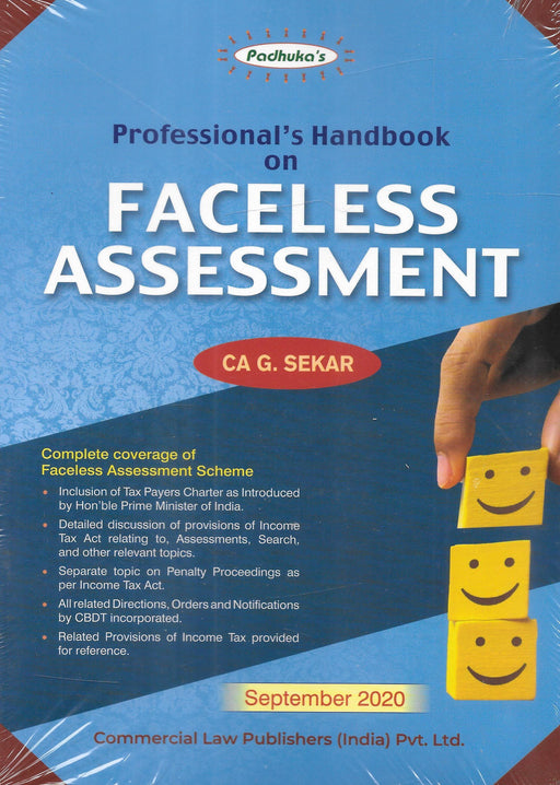 Professionals Handbook on Faceless Assessment