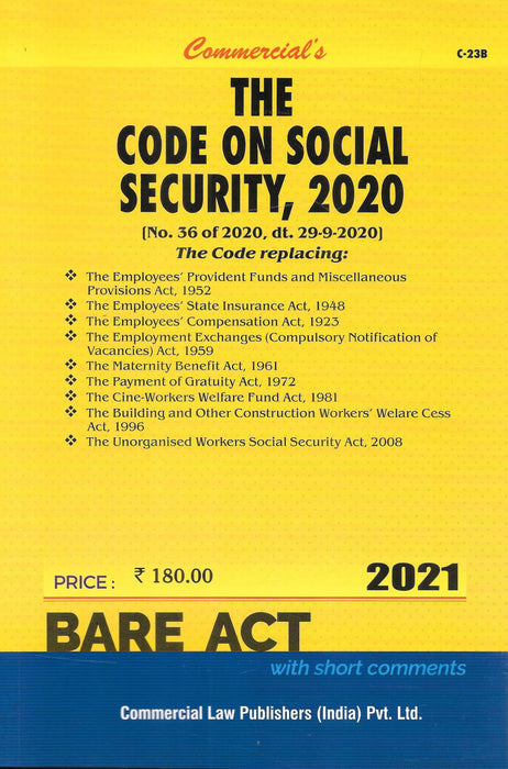 The Code On Social Security