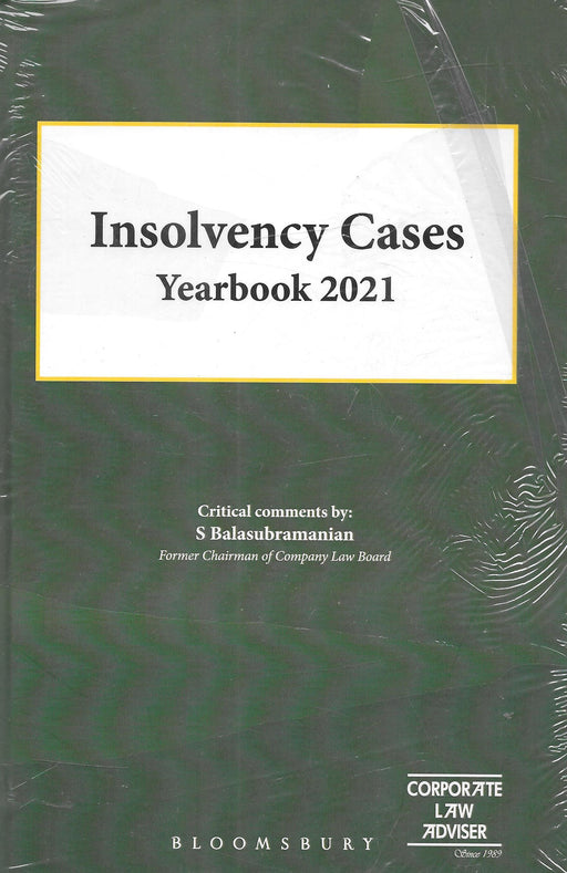 Insolvency Cases Yearbook 2021