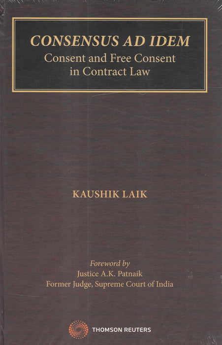 Consensus Ad Idem - Consent and Free Consent in Contract Law
