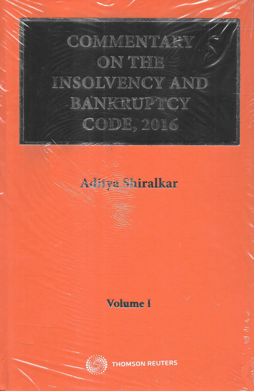Commentary on the Insolvency and Bankruptcy Code, 2016 in 2 volumes