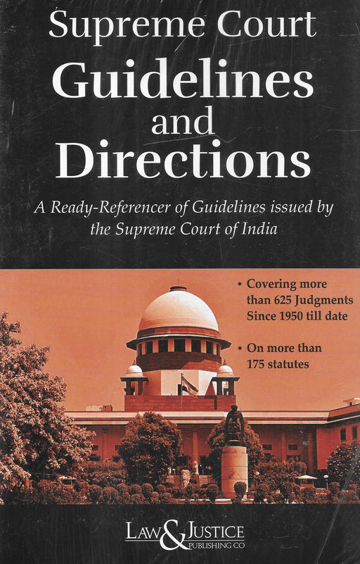 Supreme Court Guidelines And Directions