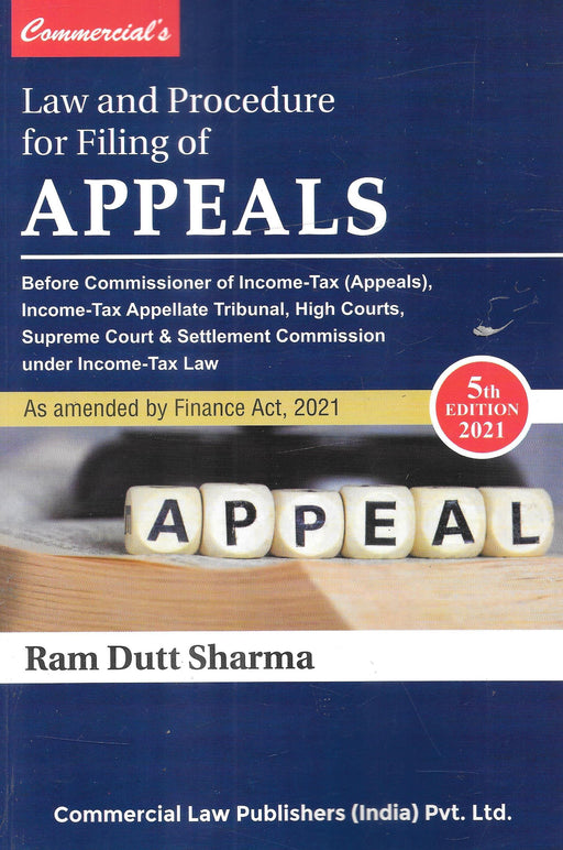 Law And Procedure For Filing Appeals