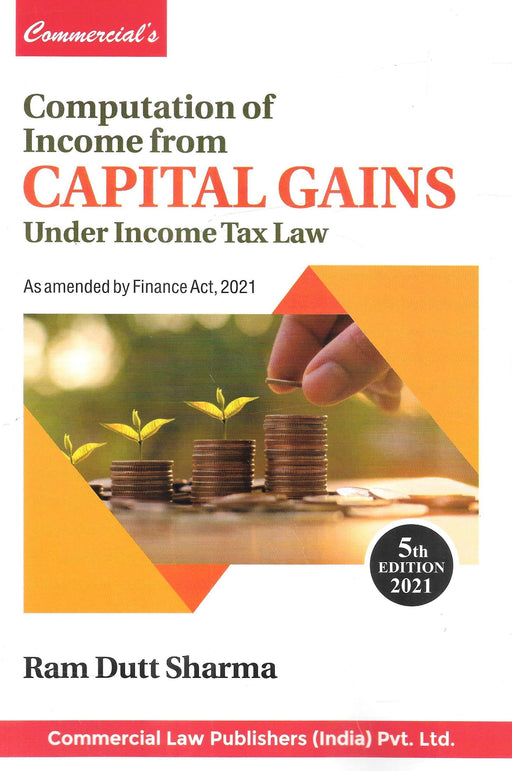 Computation of Income from Capital Gains under Income Tax Law