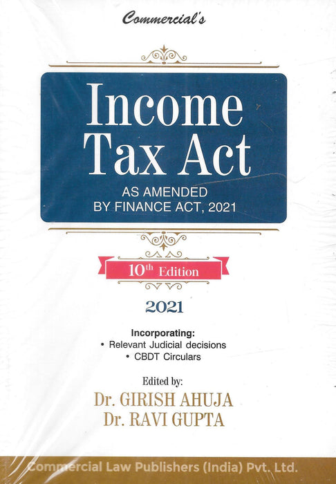 Income Tax Act - Pocket