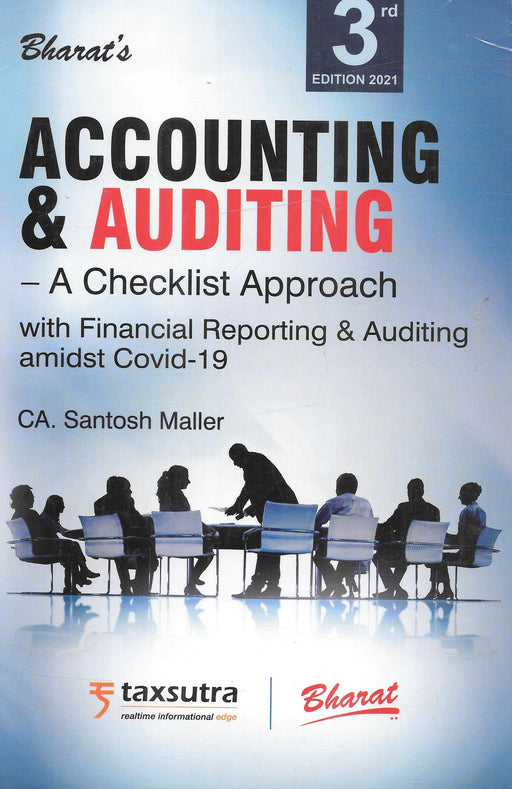 Accounting & Auditing – A Checklist Approach
