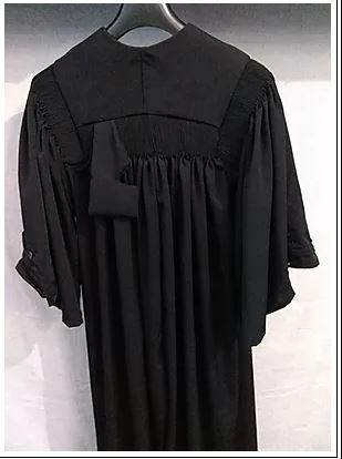Lawyer's Gowns - Crape