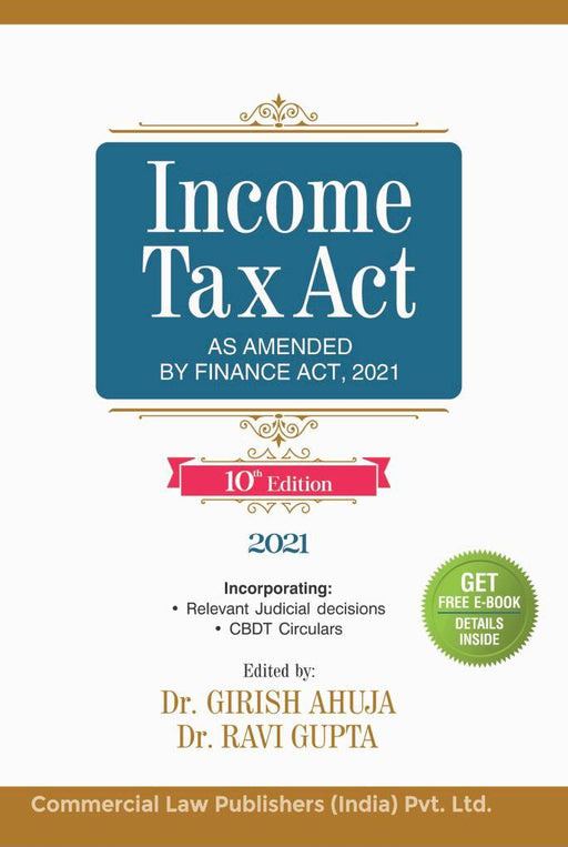 Income Tax Act 2021
