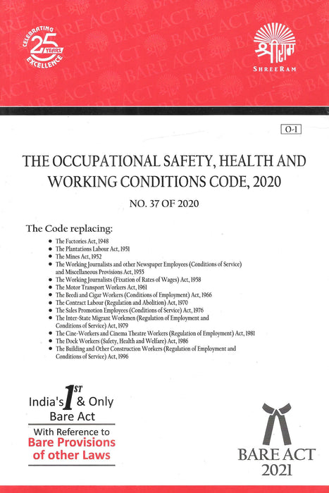The Occupational Safety, Health and Working Conditions Code 2020