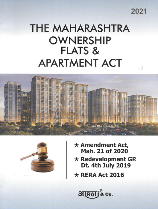 The Maharashtra Ownership Flats and Apartment Act