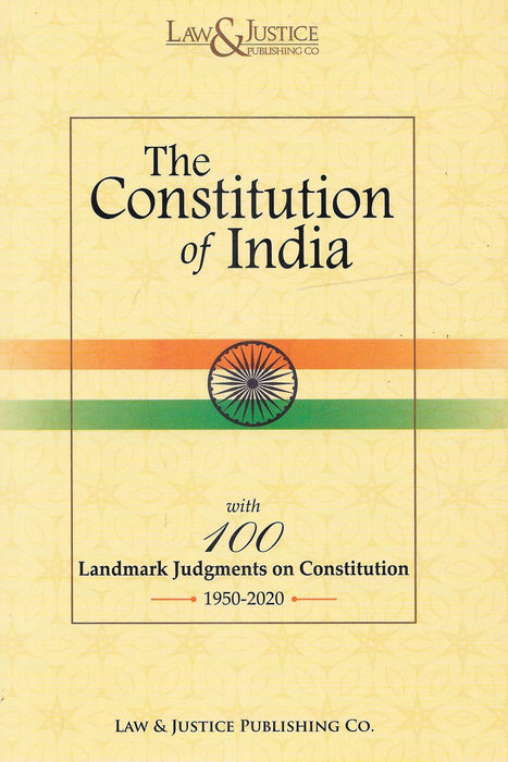 The Constitution of India (Pocket)