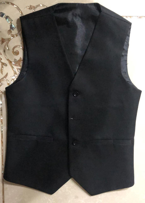 Black Waist Coat for Lawyers