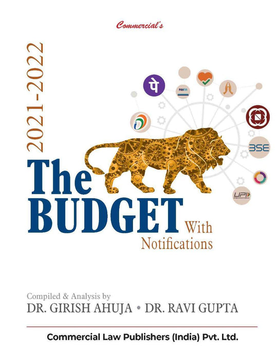 The Budget with Notification 2021-2022