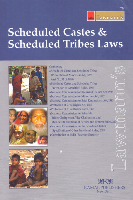 Scheduled castes and scheduled Tribes laws