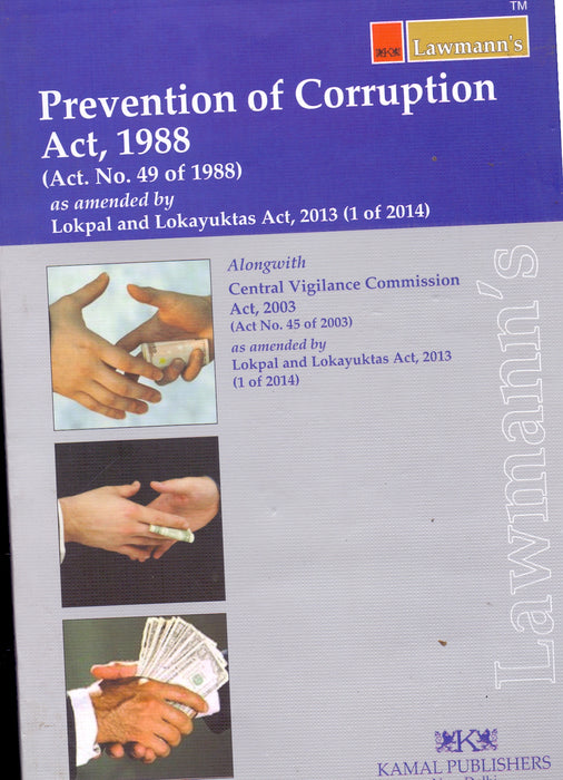 Prevention of Corrupton Act, 1988