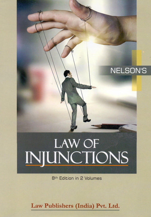 Law of Injunction in 2 vols
