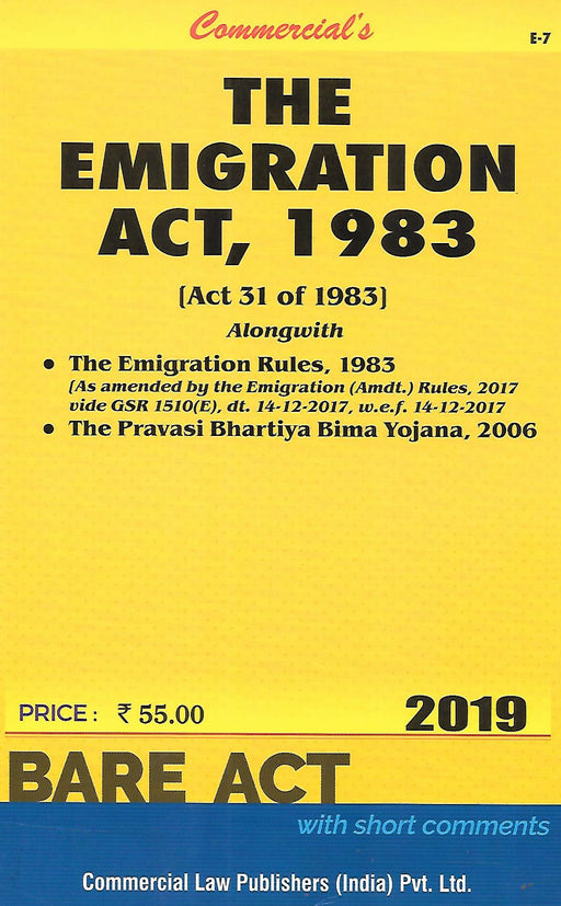 The Emigration Act 1983